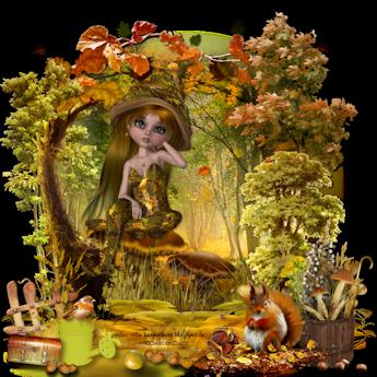 Scrap automne - Entree d automne ...